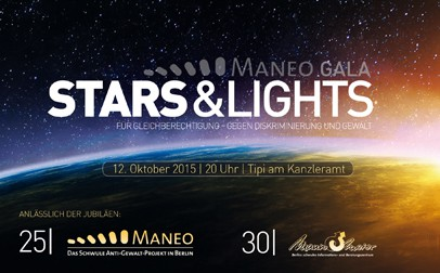 Maneo - STARS & LIGHTS GALA