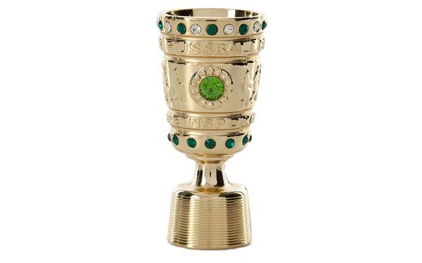 DFB Pokal in Berlin ansehen