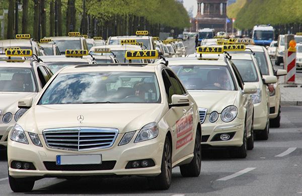 Uber in Berlin verboten