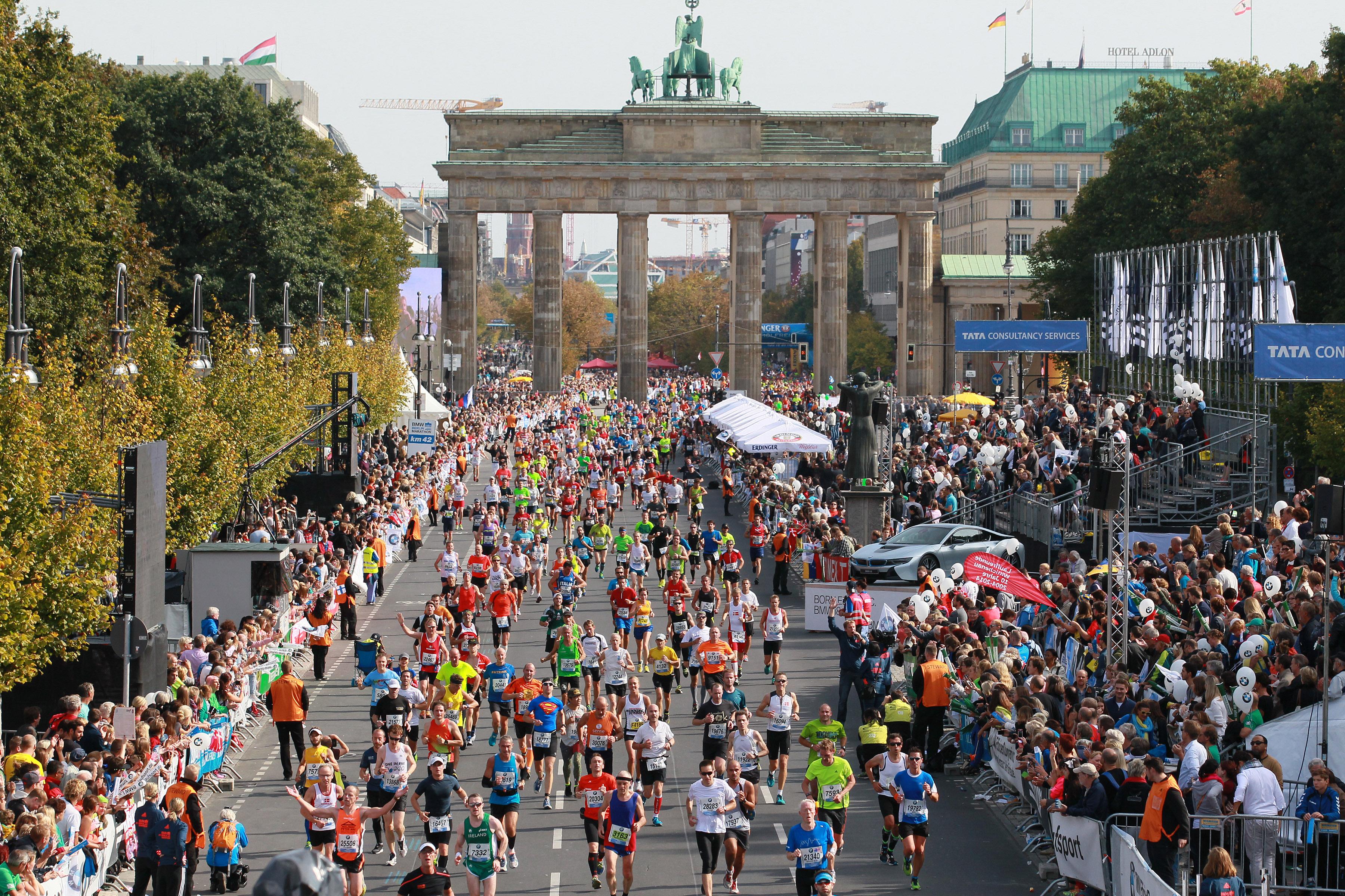 Berlin Marathon 2015: Berlin läuft wieder
